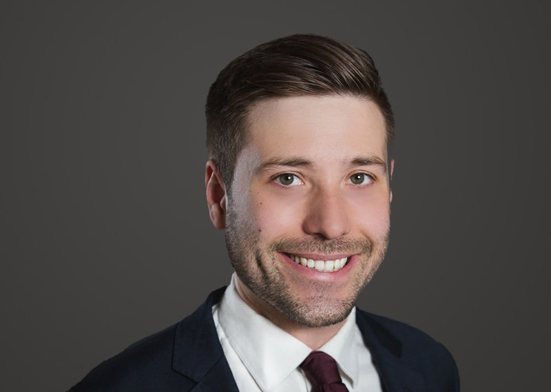David Tetrault Associate Myers LLP