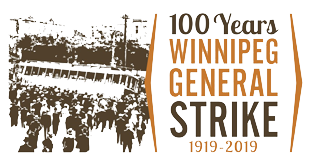 100 Years Winnipeg General Strike Logo